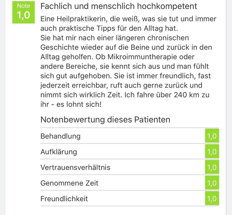 Eike Seibert Heilpraktikerin Landshut Bewertungen