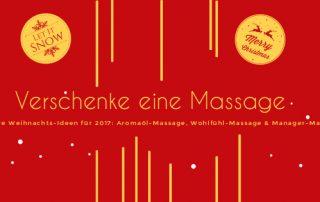 Eike Seibert Weihnachten 2017 Massage Gutschein
