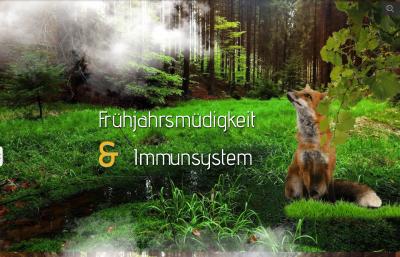 Header Frühjahrsmüdigkeit Immunsystem Eike Seibert