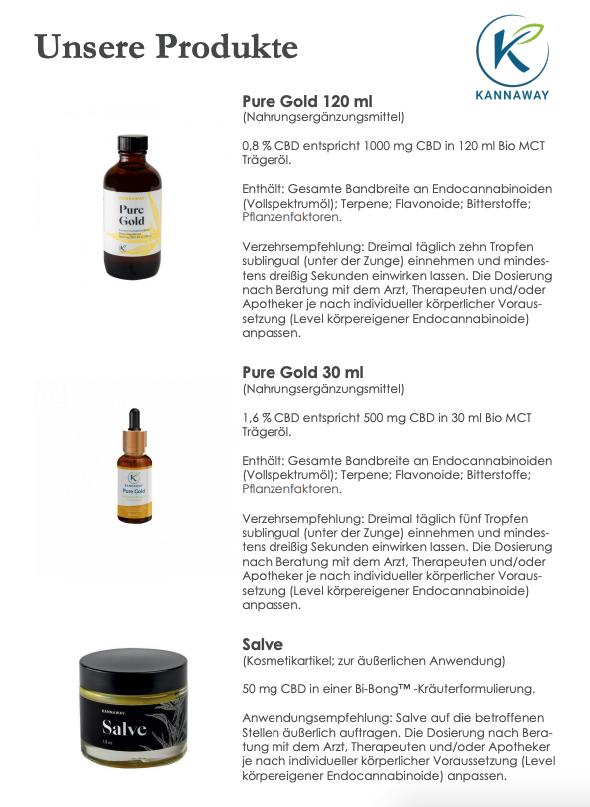 Produktübersicht CBD Eike Seibert Heilpraktikerin Landshut 1